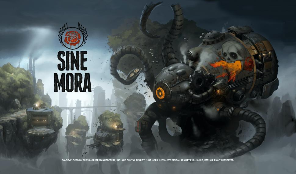 Sine Mora Ex, a la venta en formato físico el 8 de agosto
