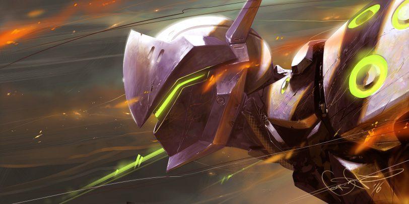 Genji y su doble salto fue un quebradero de cabeza para Blizzard