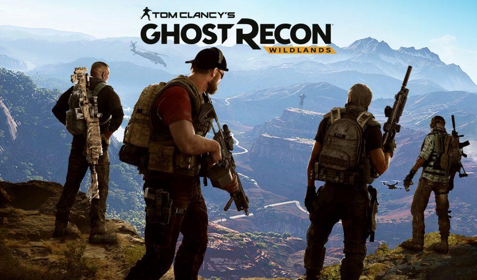 Aumentan los ingresos gracias al éxito de Ghost Recon Wildlands en Ubisoft