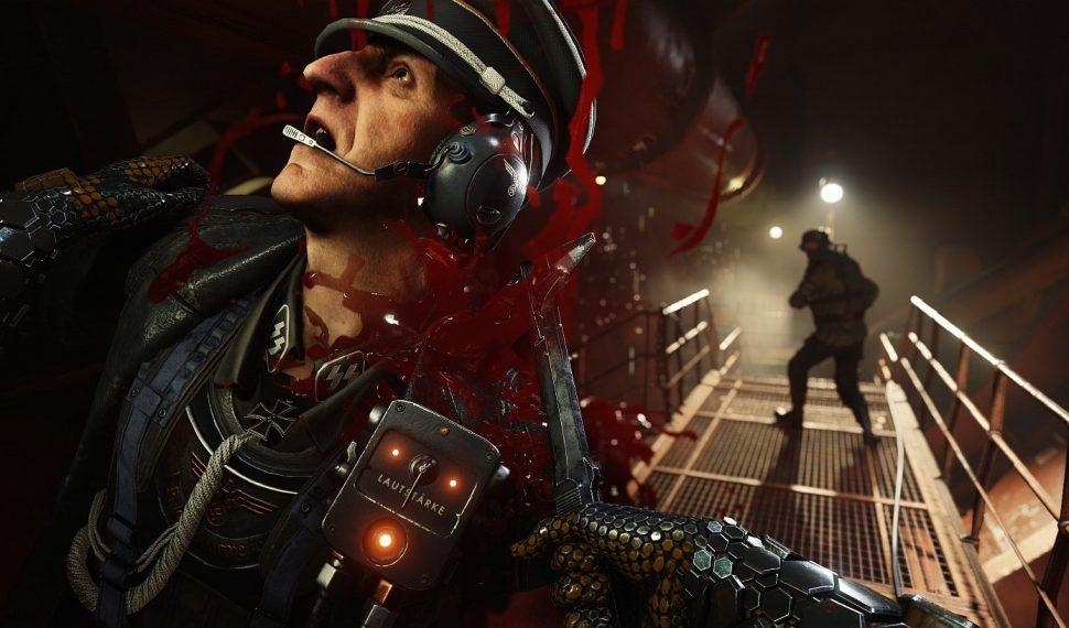 Nazis y batidos de fresa, así es el nuevo tráiler de Wolfenstein II: The New Colossus