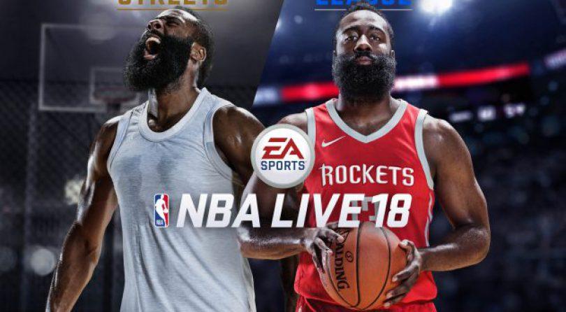 NBA LIVE 18: Portada, fecha de salida y demo ya disponible