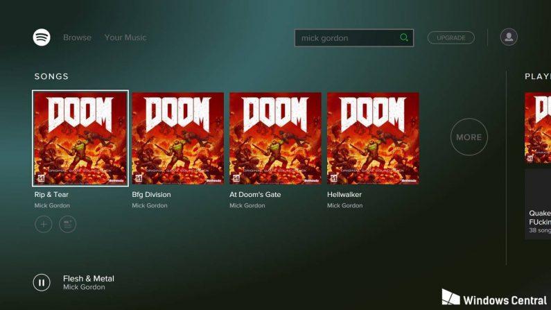 Es oficial: Spotify llegará a Xbox One