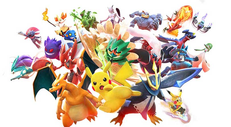 La demo de Pokken Tournament DX estará disponible a partir de mañana