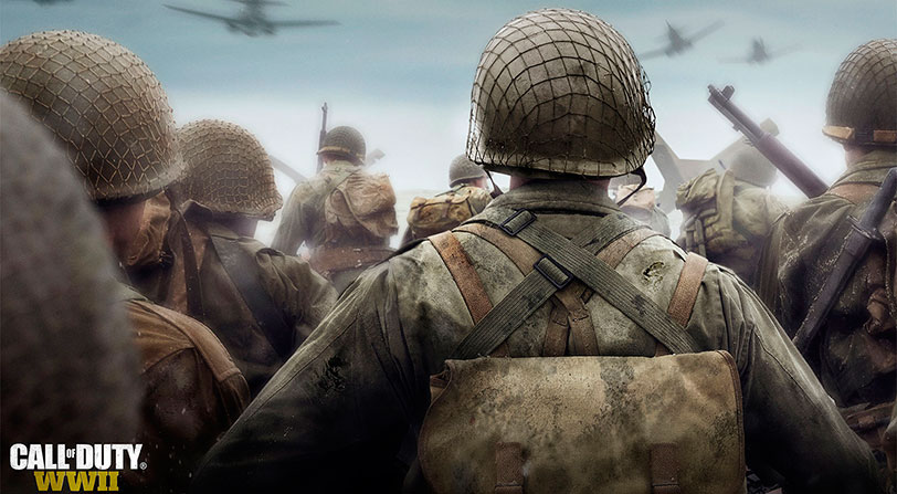 Así es el «Cuartel General» de Call of Duty: WWII