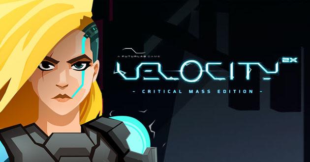Hoy sale a la venta Velocity 2X: Critical Mass Edition en Europa, no te pierdas los detalles
