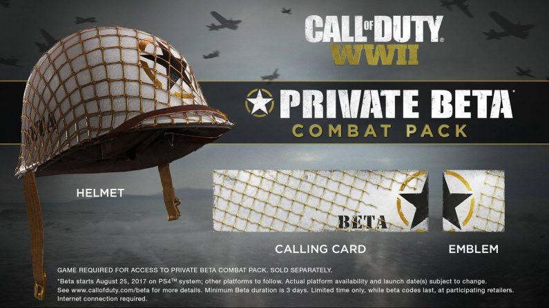 Call of Duty beta