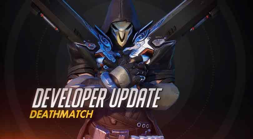 Overwatch implementará los Deathmatch en el modo arcade
