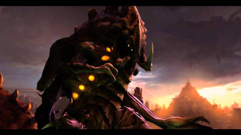 Dehaka, nuevo comandante para Starcraft II
