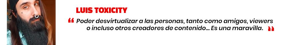 Luis Toxicity