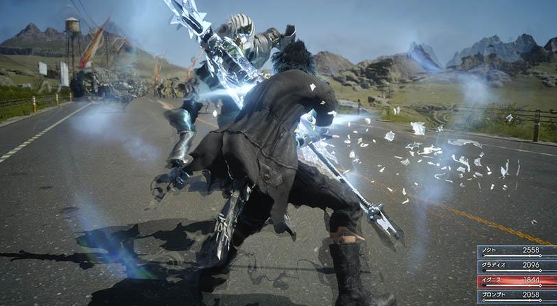 A principios de 2018 llega a PC el juego de Final Fantasy XV