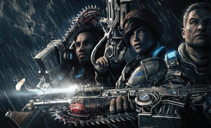 Nuevo contenido de Gears of War 4 para el mes de agosto