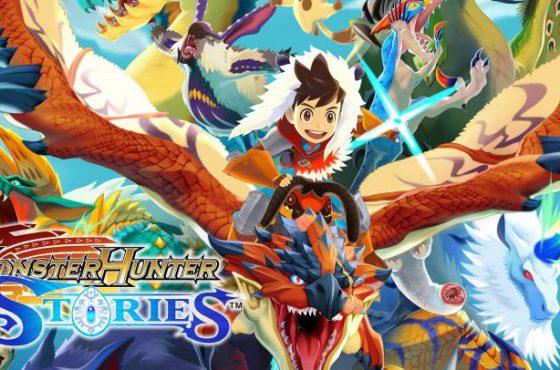 Este mes llega la demo de Monster Hunter Stories
