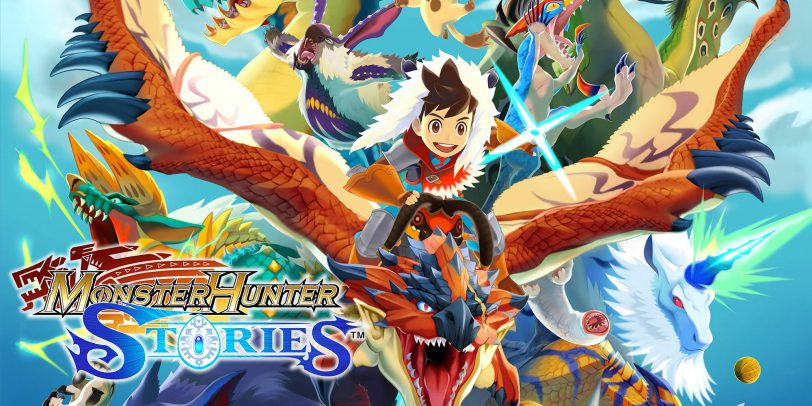 Este mes llega la demo de Monster Hunter Stories