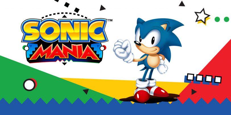 Gameplay de Sonic Mania
