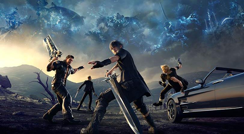 Se ha apostado por los Mods en la versión PC de Final Fantasy XV