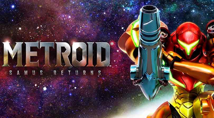 Nuevo tráiler de Metroid: Samus Returns