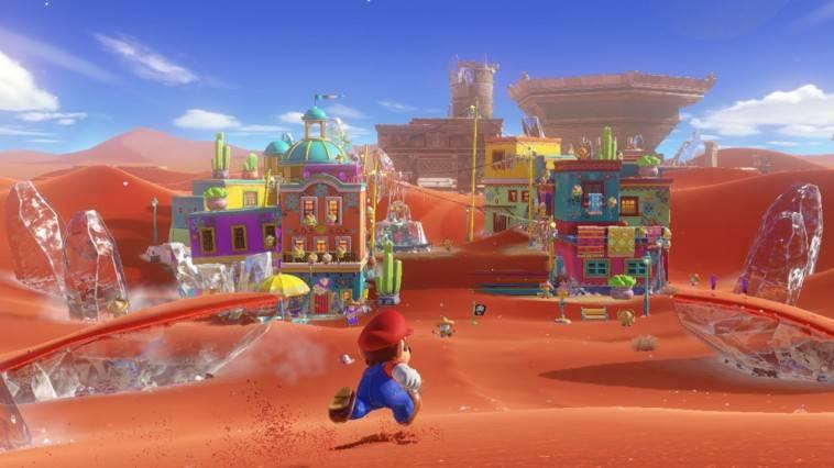 Super Mario Odyssey anuncia una nueva portada