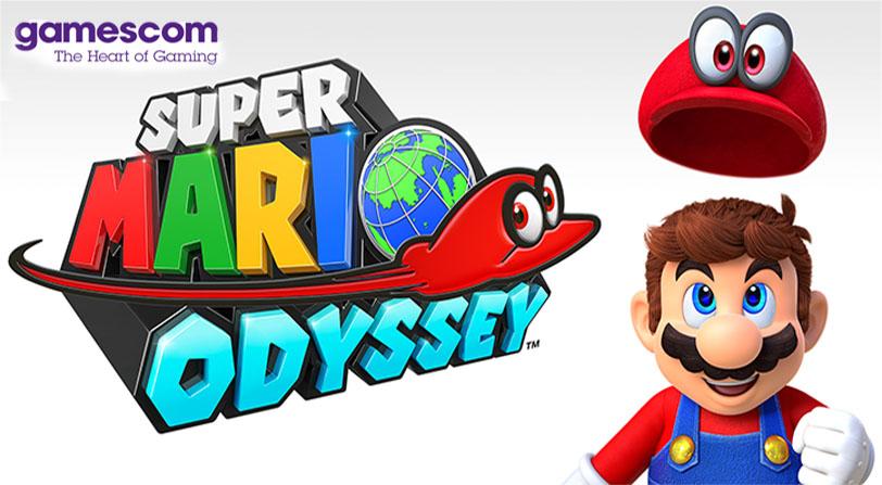 Super Mario Odyssey: el juego más galardonado de la Gamescom 2017