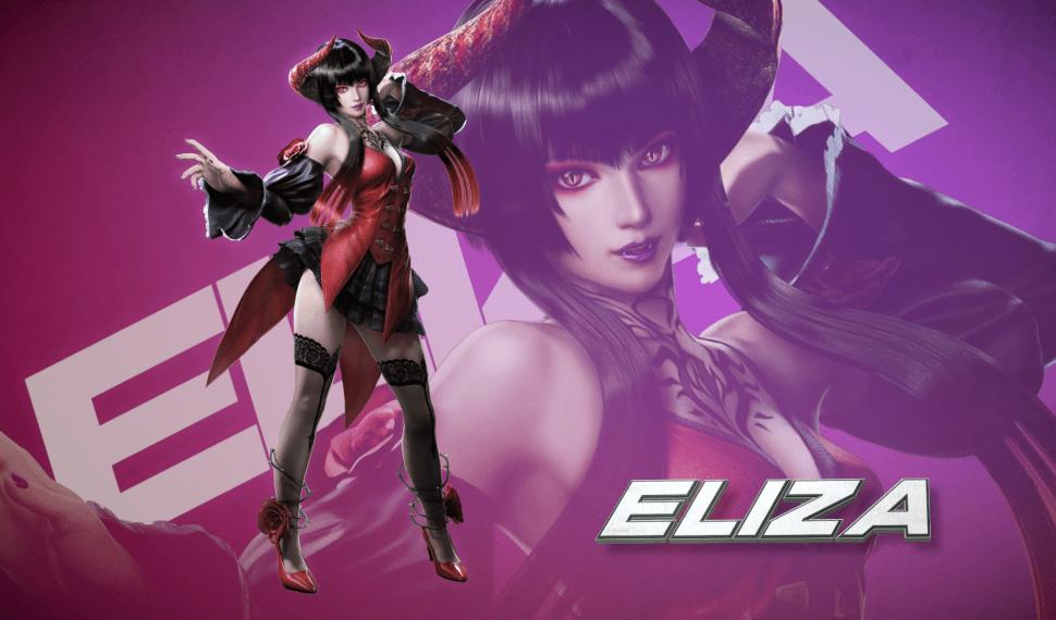 TEKKEN7: novedades sobre el paquete de Taiko No Tatsujin, el Pase de Temporada y Eliza