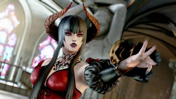 Tekken 7_ Eliza