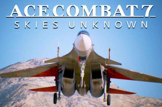 Ace Combat 7: Skies Unkown mostró nuevo tráiler en Gamescom