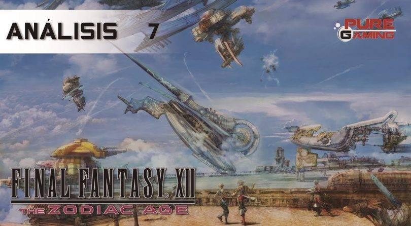 Análisis Final Fantasy XII: The Zodiac Age – La historia del mundo de Ivalice regresa para PS4