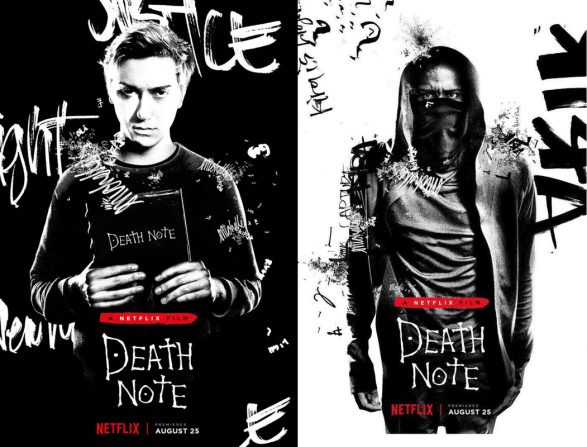 Ya disponible en Netflix la nueva película de Death Note