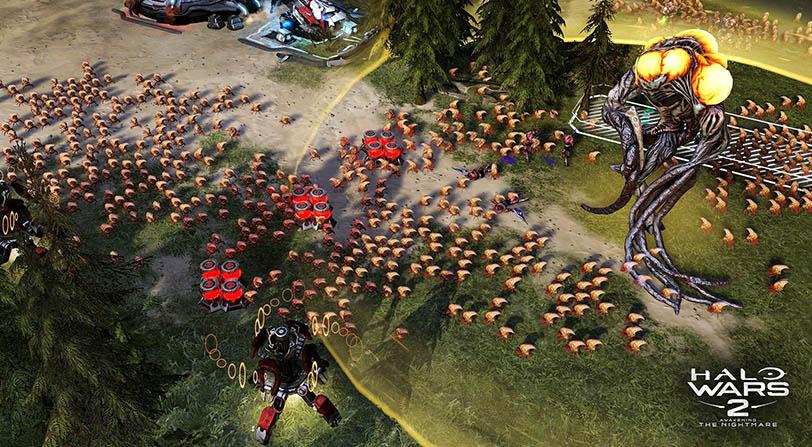 La expansión de Halo Wars 2 llega el 26 de septiembre
