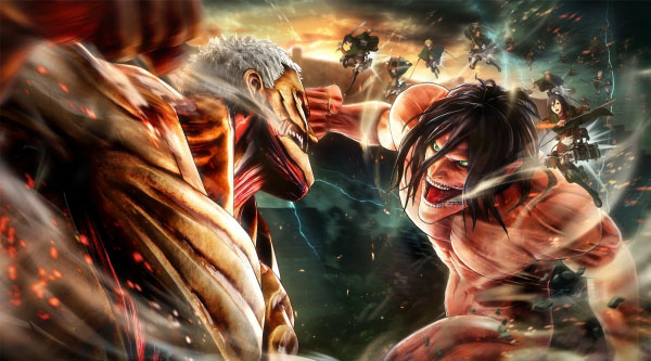 Parece ser que Attack on Titan 2 estará disponible para PS4 y Xbox One