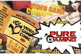 PureGaming estará en VGC2017, ¿y tu?
