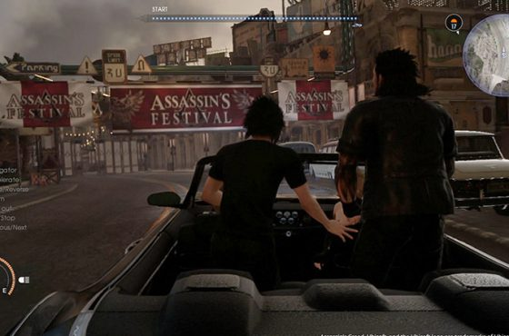 Ya está disponible la actualización 1.15 de Final Fantasy XV