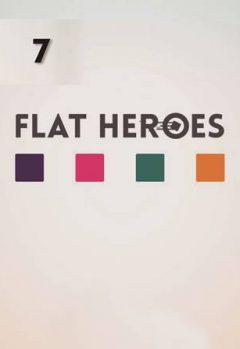 Análisis + Concurso de Flat Heroes – Salta, esquiva y sobrevive