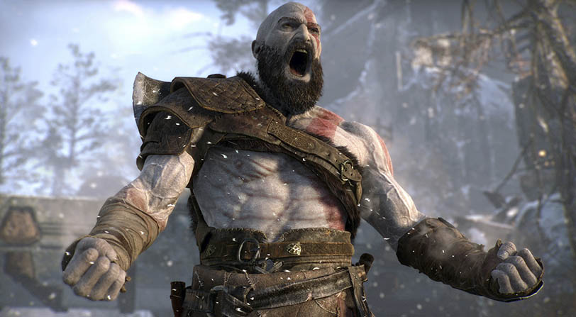 La nueva entrega de God of War confirmada como la más brutal de la saga