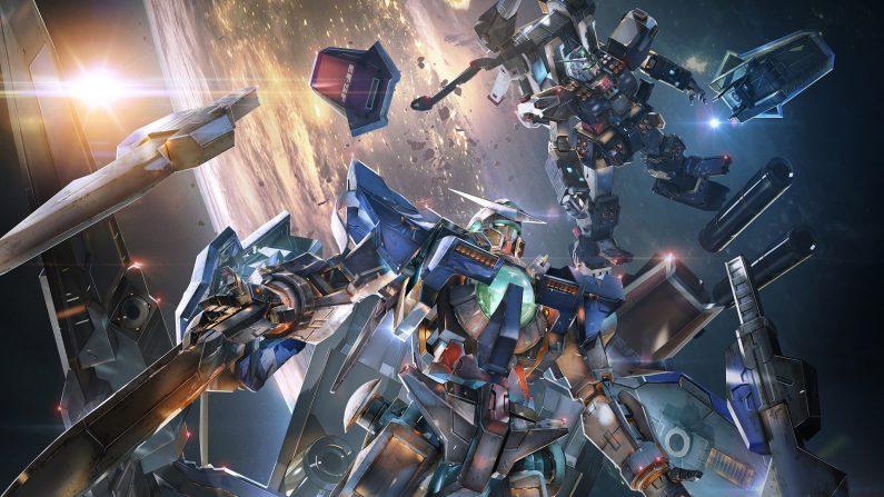 Se confirma la beta abierta de Gundam Versus