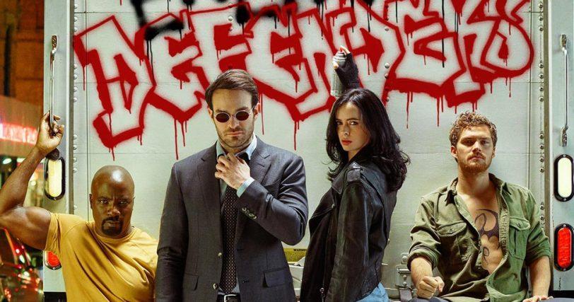 Netflix estrena su nueva serie de Marvel, Los Defensores