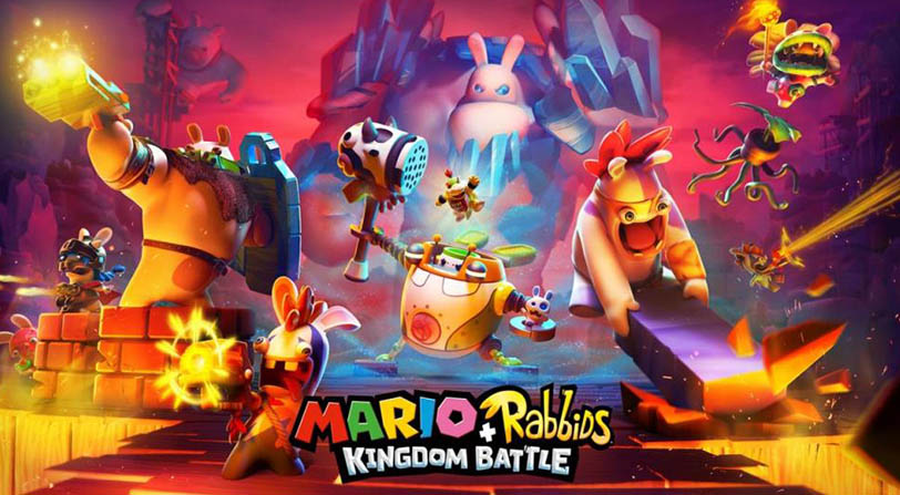Detalles del pase de temporada de Mario + Rabbids Kingdom Battle