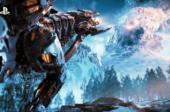Ya hay fecha para Horizon Zero Dawn: The Frozen Wilds