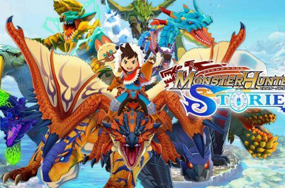 Ya disponible la demo de Monster Hunter Stories para Nintendo 3DS