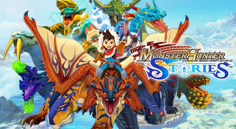 Ya disponible la demo de Monster Hunter Stories para Nintendo 3DS