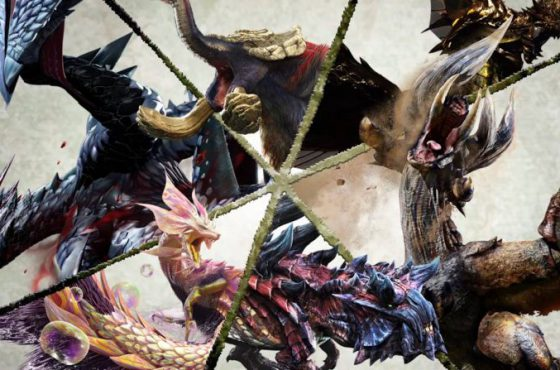 El 10 de agosto se lanza la demo en Japón de Monster Hunter XX