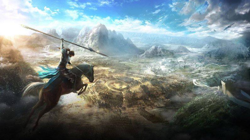 El juego de Dynasty Warriors 9 va a llegar a la región de Occidente