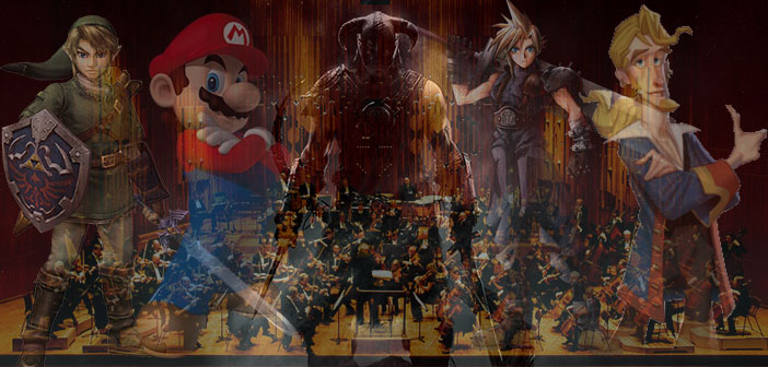Las mejores Bandas sonoras en los videojuegos.
