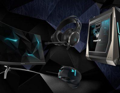 ¡Descubre todas las novedades de la serie gaming Predator de Acer!
