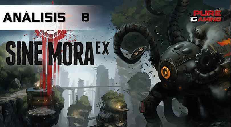 Análisis Sine Mora EX – Ensalada de balas