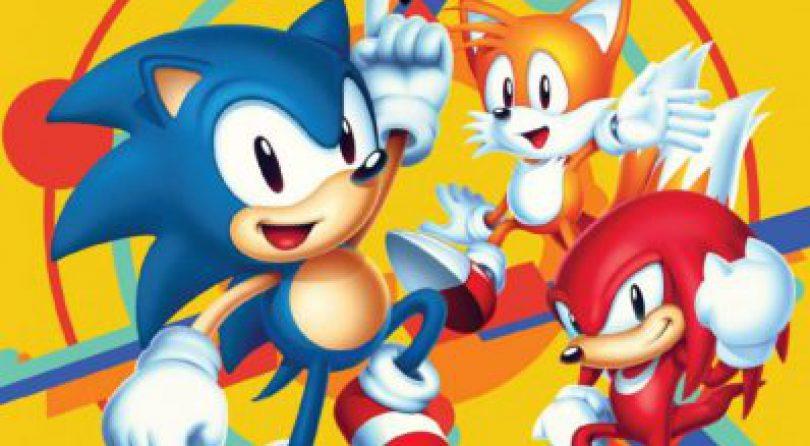 Filtrado Gameplay de Sonic Mania para Nintendo Switch