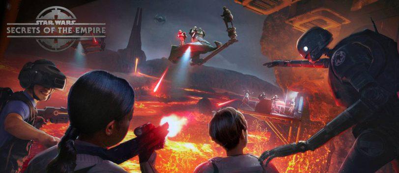 La nueva experiencia de realidad virtual protagonizada por Star Wars