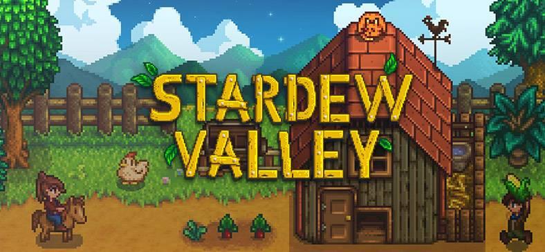 Hasta 4 jugadores en el modo multijugador de Stardew Valley