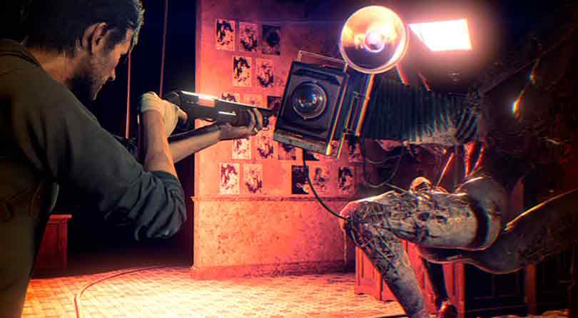 Stefano Valentini, el retorcido fotógrafo que aparecerá en The Evil Within 2
