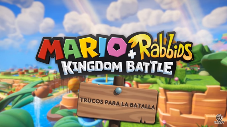 Mario + Rabbids Kingdom Battle – trucos para la batalla