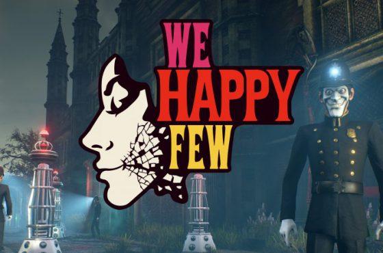 We Happy Few ya tiene fecha de lanzamiento en PS4